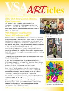 VSA Presents HeARTmatters Theres ART In Every HeART
