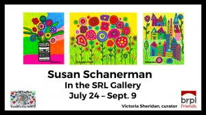 2nd Solo HeART Show At Spanish River Library Gallery